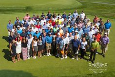Golf Outing at the Tamarack Country Club In Greenwich, CT. For the Alan T. Brown Foundation