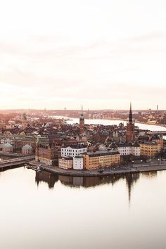 Stockholm, Sweden. Love European travel? For more inspiration click here: www.hercouturelife.com