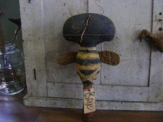 Primitive Spring Summer Bee Make do.
