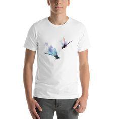 Dragonfly Short Sleeve Unisex T-Shirts