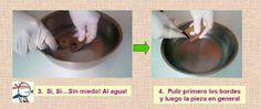 Mini Tutorial para Lijar Arcilla Polimérica (Fimo) - Nina Factory : Trabajar fimo y hacer bisuteria