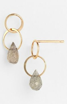 Melissa Joy Manning Drop Earrings available at #Nordstrom
