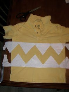 Calculating Blessings: Random Acts of Craftiness #3 - Charlie Brown and Linus Costume