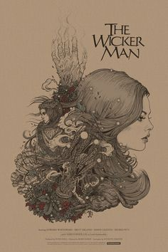 It's in the trees! It's coming! The Folk horror of The Wicker Man - http://www.cvltnation.com/trees-coming-folk-horror-wicker-man/