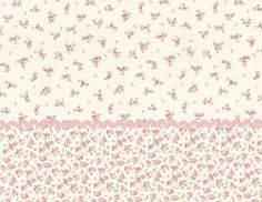 Dollhouse Decorating!: More free printable dollhouse wallpaper and border for you to download!