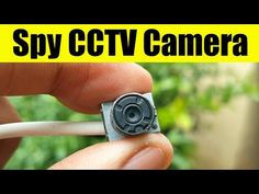Diy Security Camera, Home Security Camera Systems, Security Cameras For Home, Spy Devices, Electronics Mini Projects, Cool Science Facts, Wireless Spy Camera, Cctv Camera Installation, Computer Science