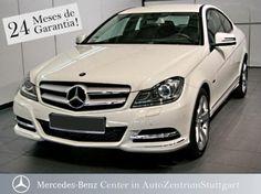 Mercedes Benz Clase C Coupe 2012