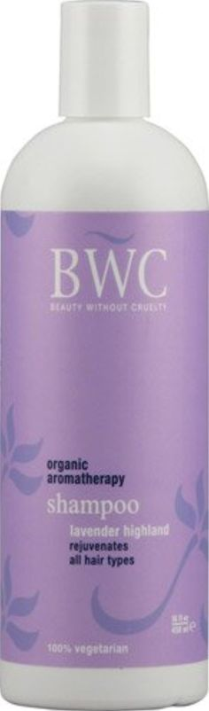 Beauty Without Cruelty Shampoo Lavender Highland -- 16 fl oz - Brought to you by Avarsha.com