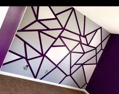 frog tape wall design