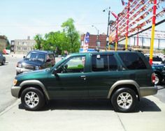 Cheap Old 1999 #Nissan Pathfinder SE #SUV_Car in Chicago @ http://www.old-usedcars.com