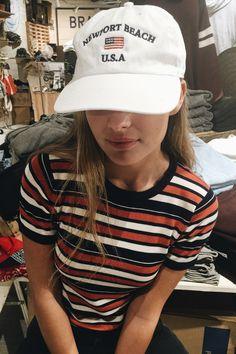 Brandy ♥ Melville   Katherine Newport Beach Cap - Accessories