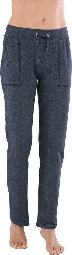 Hose in Jeans-Optik ab 19,99€. Hose mit Dehnbund, Baumwolle, Elasthan, In Jeans-Optik, Seitliche Taschen bei OTTO