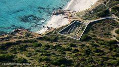 Son Bou Menorca a vista de pájaro!