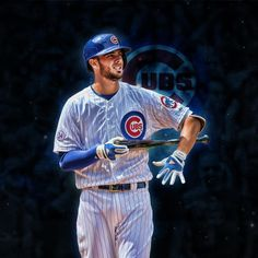 "@lu_graffix on Instagram: ""Kris Bryant @kris_bryant17 #mlb #baseball #sports #chicago #cubs #chicagocubs"" Chicago Cubs Baseball, Baseball Art, Baseball Players, Cubs Players, Cubs Win, Diamonds In The Sky, Go Cubs Go, Favorite Person, Mlb"