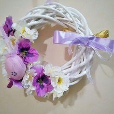 #wreath #spring #design #easter #decorations #indoor #outdoor #DIY #handmade #wianek #wieniec #dekoracje #wiosna #wielkanoc #kwiaty
