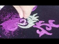 YouTube Couture, Diys, Bread, Embroidery, Beads, Bricolage, Brot, Do It Yourself, Baking