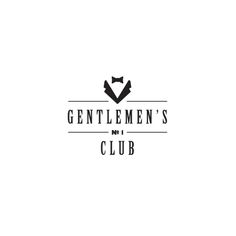 Gentlemen's Club part 1 by Pavel Ripley, via Behance