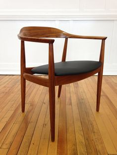 Midcentury Danish Elm Armchair / Desk Chair by Illum by BBbespoke