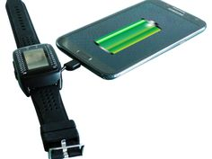 The Powerbank #Watch is not only a fully functional watch that is completely #solarpowered. That'd be cool enough on its own but this watch also comes packed with some power cells, which stores the excess solar energy not needed to power the watch and saves it in a powerbank(thus the name.) This #energy can then be used to power whatever #gadgets you happen to be lugging around with you. You ornery sun. I knew you were good for more than just, uh, seeing stuff and growing stuff.