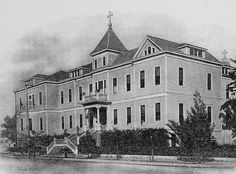 School History - Sacred Heart High School