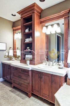 Bathroom And Vanities By Kitchen Star Cabinets In Toronto