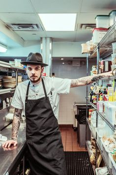 Culinary Clashes End in Harmony at Chinese Tuxedo Amanda Cohen, Marco Pierre White, Chef Paul, Chef's Table, Restaurant New York, Zero Waste, Adhd, Ny Times, Tuxedo