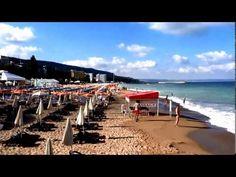 Najlepsze plaże w Bułgarskiej riwierze Złote Piaski nad Morzem Czarnym w Bułgarii.. więcej na http://www.bulgaria24.org/zdjecia #bulgaria #MorzeCzarne #ZlotePiaski