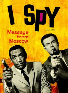 I Spy - Message From Moscow