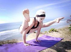 sexy hot flexible streching girls 1