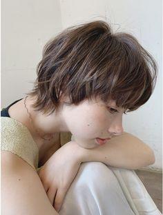 Asian Short Hair, Short Hair Cuts, Short Hair Styles, Indie Haircut, Hair Inspo, Hair Inspiration, Mullet Hairstyle, Hair Arrange, Cut My Hair