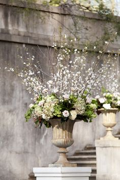 Urn Decorations For Spring Pleasing Spring Urn Arrangement  Early Blooming Forsythia Branches 2018