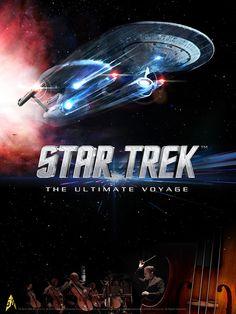 BROADWAY SAN DIEGO - Star Trek The Ultimate Voyage