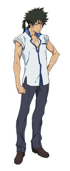 TVアニメ「クロムクロ」公式サイト   キャラクター