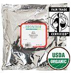 Frontier Bulk Chai Tea, ORGANIC, Fair Trade Certified™, 1 lb. package