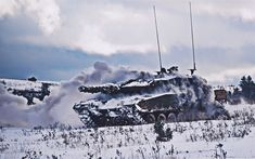 #Bundeswehr #Download #German #leopard #MBT #snowdrifts #tanks Army Vehicles, Armored Vehicles, Canadian Army, Battle Tank, Desktop Pictures, German Army, Marines, Wallpapers, Tanks