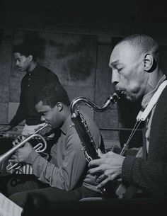 Bobby Hutcherson, Freddie Hubbard and Sam Rivers