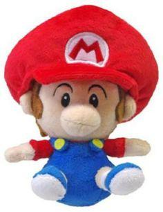 338404c01e8 Peluche del videojuego Mario Bros. Mario Toys