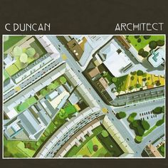 C Duncan: Architect - cover artwork