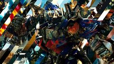 Supercut of Every Single Robot Transformation in the 'Transformers' Film Trilogy