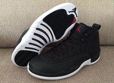 Air Jordan 12 Nylon Black Neoprene