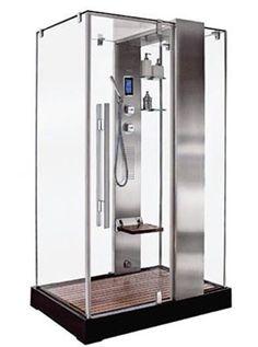 Showeair - empreendedor brasileiro cria banho infinito qu gasta apenas 10 litros de água.