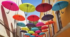 depo13: Парящие зонтики Харькова