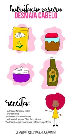 Love And Care For Healthy Hair: Ideas And Inspiration - Useful Hair Care Tips and Guide Beauty Tips For Hair, Hair Care Tips, Beauty Hacks, Hair Beauty, Beauty Skin, Castor Oil For Hair, Hair Oil, Natural Hair Care, Natural Hair Styles