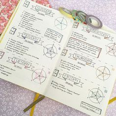 I adore the look of two full pages of daily spreads in my bullet journal. Makes…