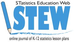 STatistics Education Web-an online resource for peer-reviewed lesson plans for K-12 teachers.