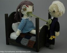 The Exorcist Crochet. Kinda funny...