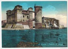 Italien - UA240 S. Severa - Castello S. Severa