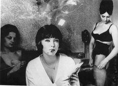 Vivre Sa vie 1962, Ana Karina, Prostitutas. - Por fin un buen grupo para subir fotos. - Fotolog