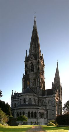 St. Finbar's Cathedral, county Cork, Ireland