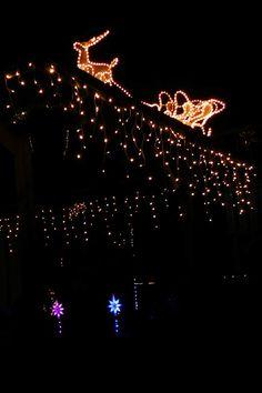 132 besten Weihnachten Beleuchtung und Deko für Garten und Haus ...